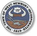The West Newbury Open Space Committee logo